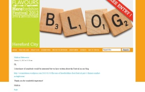 We are also featured on the official blog