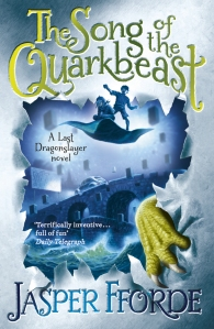 "Book number 2 ""The Song of the Quarkbeast"" was published in 2011 to rave reviews"