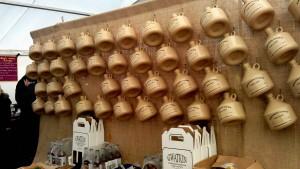 Very unusual stand of Gwatkin Cider