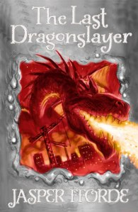 The Last Dragonslayer book has been released in 2010