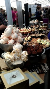 The Kingdom of sweet - Little Round Cake Company at the festival