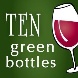 Ten Green Bottles official logo