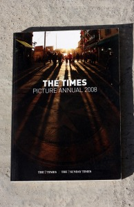 Cover of The Times Picture Annual 2008