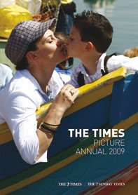 Cover of The Times Picture Annual 2009