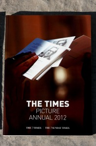 Cover of The Times Picture Annual 2012