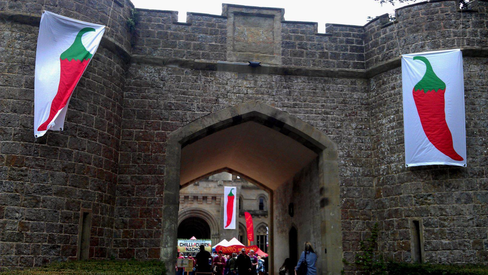 Cinco de Mayo – Chilli Festival in Eastnor Castle ...