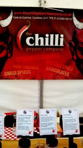 Chilli Pepper Company banner