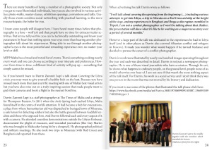 Second page of the article from MIPP JUne 2013 newsletter
