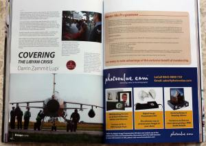 Professional Imagemaker magazine, August- September issue, page 78