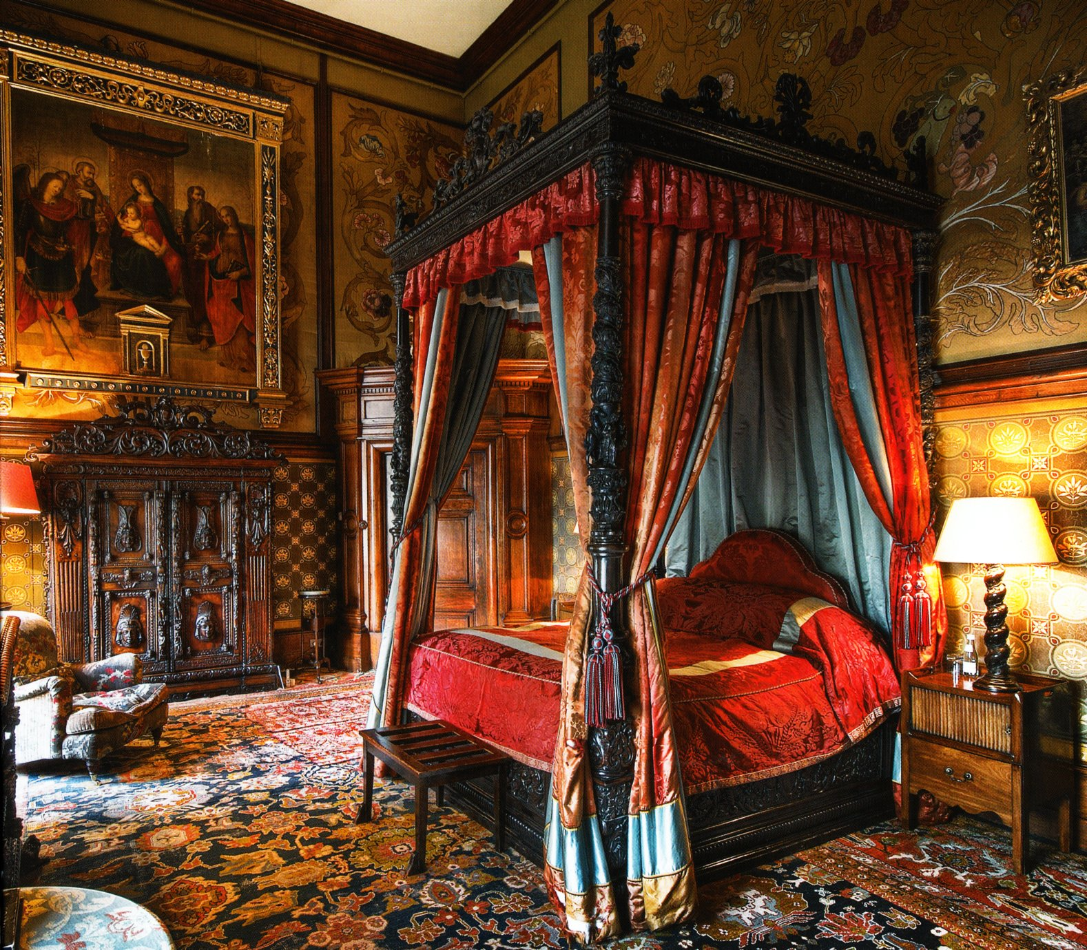 Medieval Castle Bedroom | www.imgkid.com - The Image Kid ...