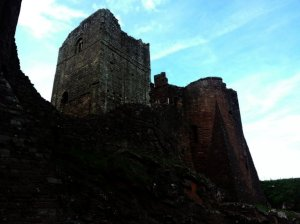 Castle's skyline