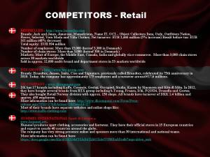 Competitors retail - page 1