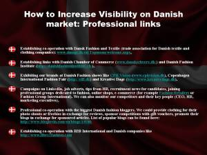 How to increase visibility on the market using professional links