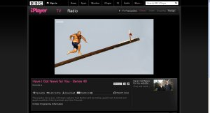 Darrin`s photo being mentioned on BBC 1 on October 25, 2013