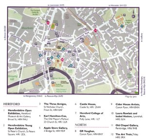 Hereford venues for h.Art Festival