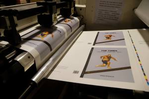 The Times Picture Annual 2013 is off the printing press - image published on December 15, 2013