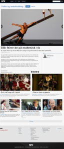 NRK Norway, August 25, 2013