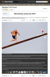 Reuters Best of 2013 - December 2, 2013