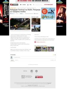 Serbia Media, August 27, 2013