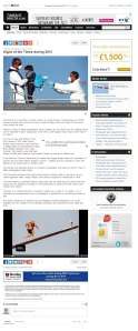 Times of Malta, December 19, 2013 - review of Times Picture Annual