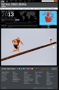 The Wall Street Journal, Best images of 2013, December 19, 2013