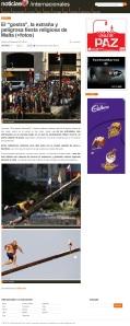 Noticias 24, August 26, 2013