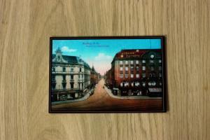 Bytom postcard