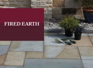 Fired Earth logo and design catalog