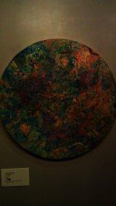 Andrea McLean's Ledbury Dreamscape, oil on canvas