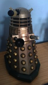 and The Super Dalek figurine as well