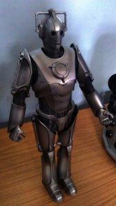 Cyberman figurine