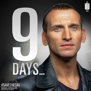 Christopher Eccleston as The Ninth Doctor