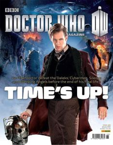 The time is up... The Doctor's dead, long live the 12th Doctor!