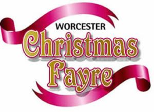Worcester Christmas Fayre 2013 logo