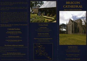 Brecon Cathedral leaflet - part one