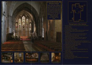 Brecon Cathedral leaflet - part two