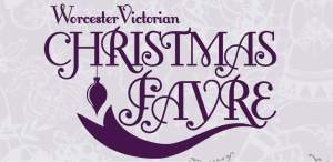 Worcester Christmas Fayre official logo