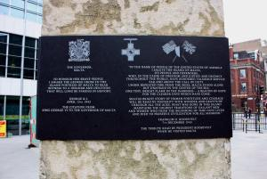 Malta Siege Memorial
