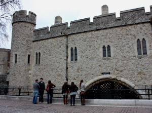 St. Thomas Tower and The Traitor's Gate