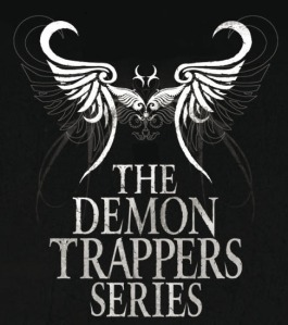 The Demon Trappers series logo