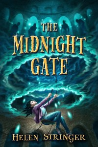 British cover of The Midnight Gate