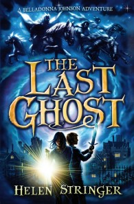 British cover of  The Last Ghost