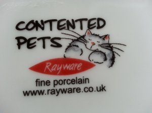 Contented pets logo