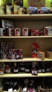 Chocolates in special tins and cups - all sizes and shapes  guaranteed!