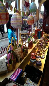 Baskets and decorative bags - more surprises to be found