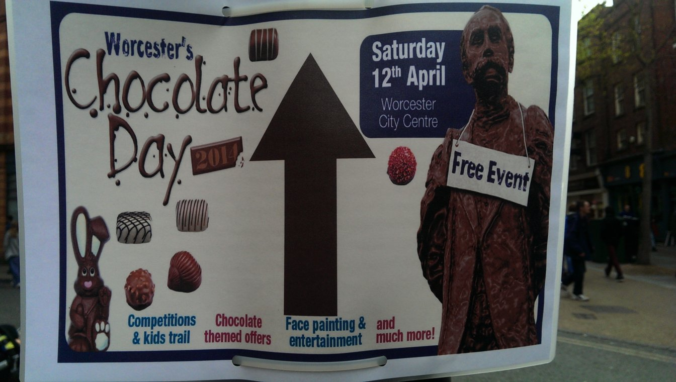 Chocolate Day In Worcester In 37 Sweet Clicks Vanadian Avenue