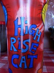 High Rise Cat