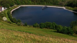 Water reservoir  near Little Malvern Priory - we haven't been there yet, but  we are returning for sure!