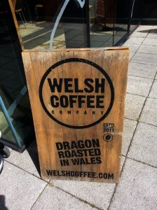 And that's the reason why  we keep dragons in Wales!