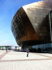 Wales Millennium Centre  again